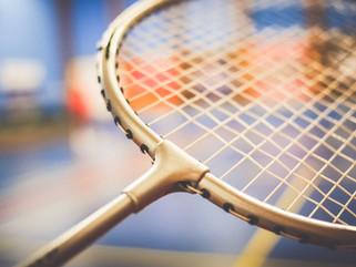 Badminton for børn i HLIF