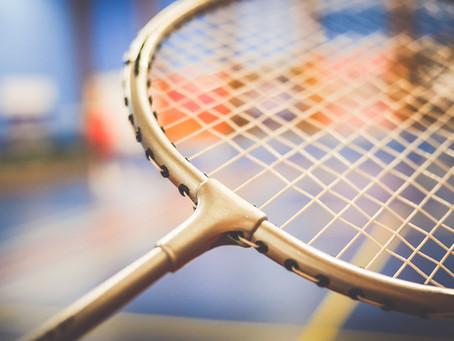 Year 5/6 Badminton  Nov. 4th
