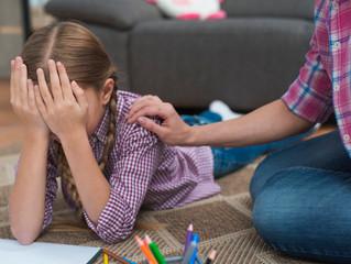 ¿Cómo acompañar a un hijo que perdió a uno de sus padres?
