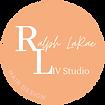 LIV Studio x Ralph LaRae Logo