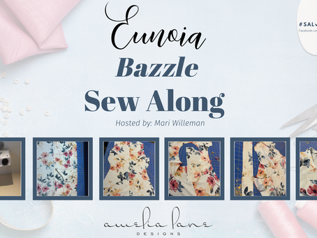 Sew Along with ALD: Eunoia Designs Bazzle