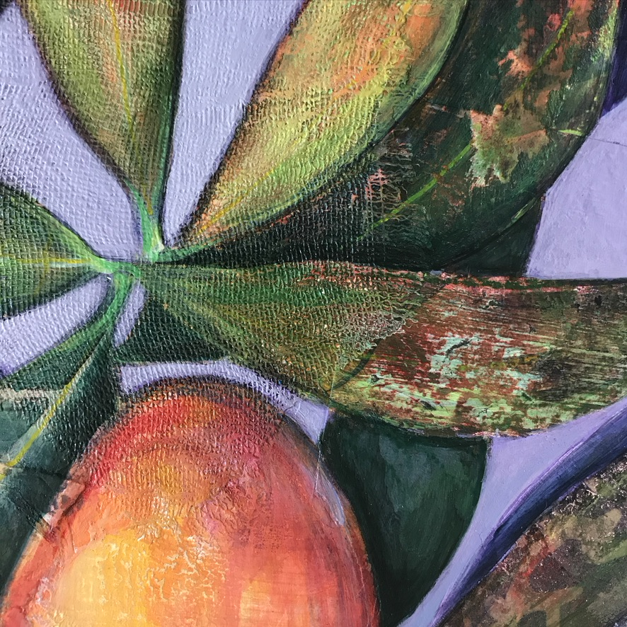 Mangoes detail