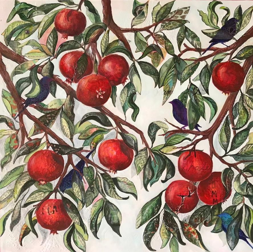 Pomegranate Nightingales