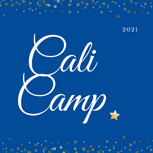 Cali Camp Participants