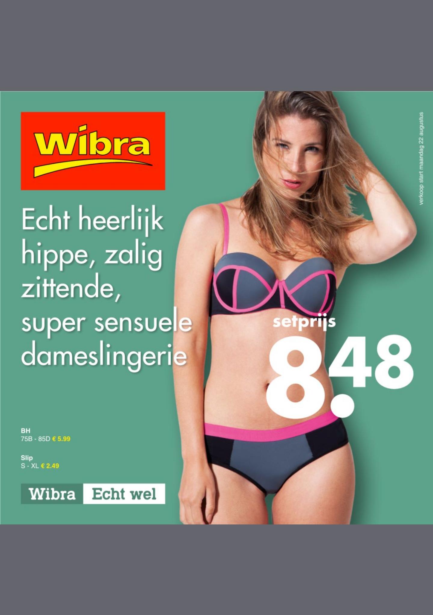 Folder Wibra