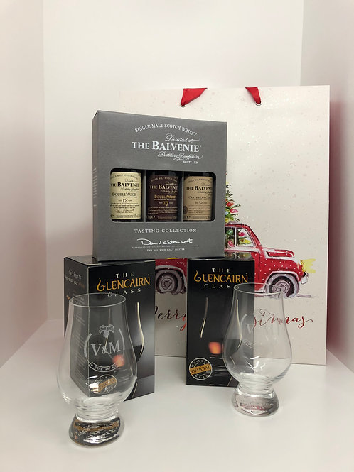 Balvenie Tasting Collection & Glasses