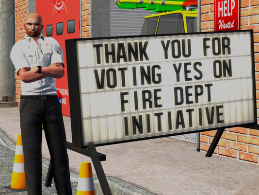 Big Changes at the Fire Station