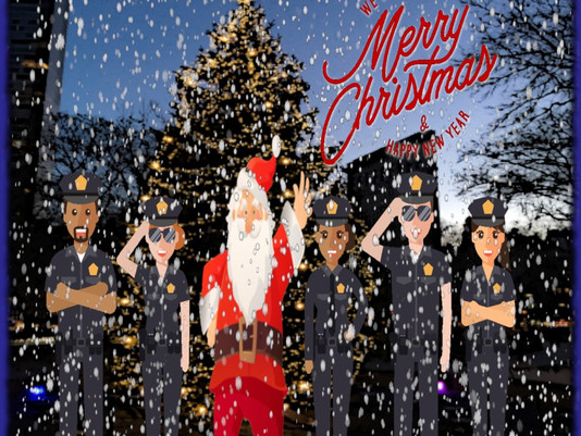 SRPD wishes you a safe, happy and peaceful holiday season