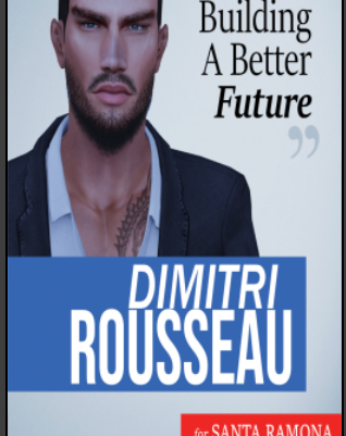 A talk with the candidates: Dimitri Rousseau