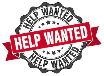 Help Wanted: City jobs