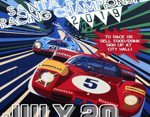 RACING COMES TO SANTA RAMONA!