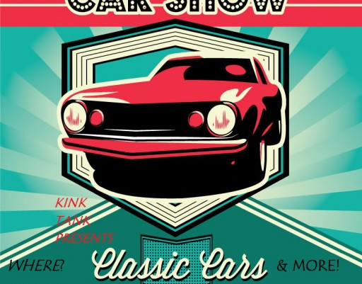 For all Car lovers, Motor Heads, Grease Monkies---