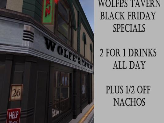 SRV Black Friday Ads
