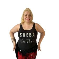 SHEBA Sister tank top