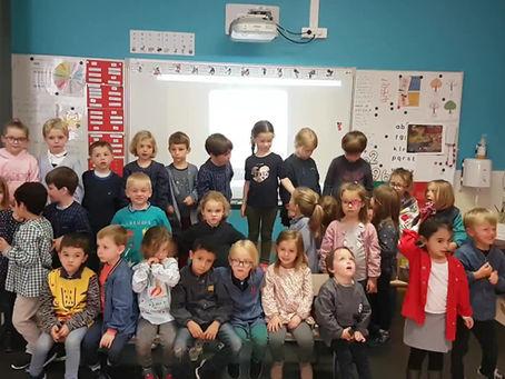 Les petits chanteurs de la classe: Flic Flac et Flaoc