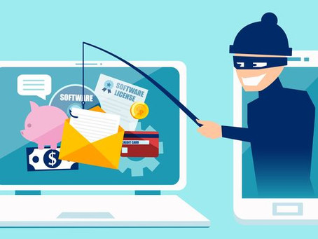 Be Alert - Covid-19 Online Scams