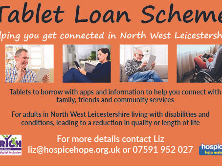 FREE Tablet Loan Scheme!