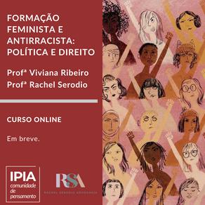 Formação Feminista e Antirracista: Política e Direito