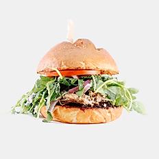 Clucky Coconut Burger