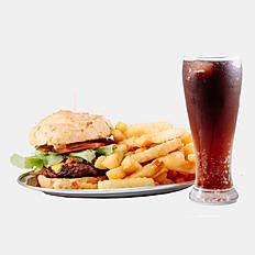 Pip-Squeak Cheeseburger Meal