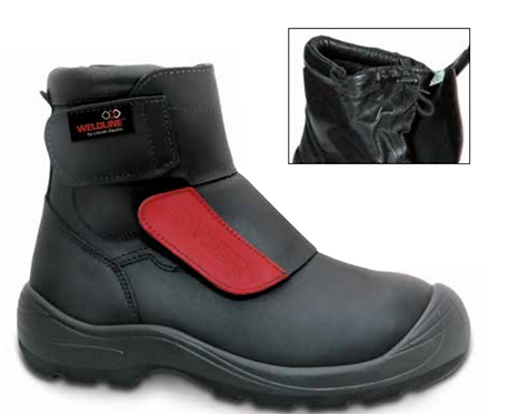 SAFETY SHOES FOR WELDING