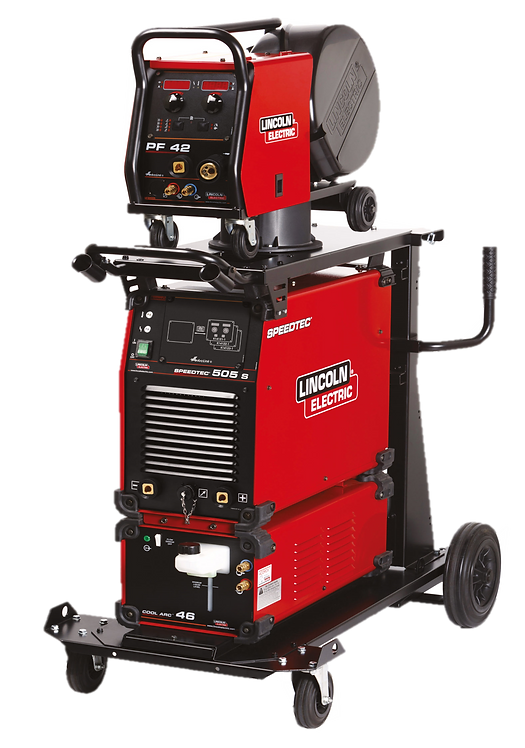 SPEEDTEC® 505S - K14116-1 - MULTI- PROCESS WELDER