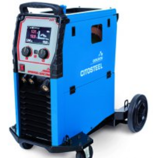 CITOSTEEL 255 & 325 - C & C PRO Inverters for MIG and Stick welding