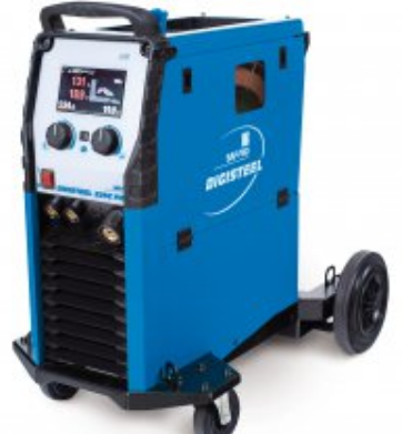 DIGISTEEL 255 & 325 - C & C PRO - Inverters for MIG and Stick welding