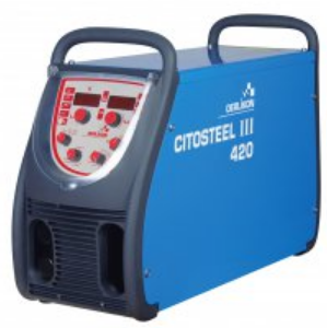 CITOSTEEL III Range Multiprocess three phase MIG/MAG inverters