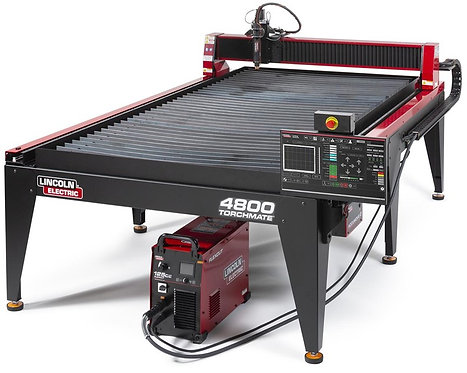 Torchmate® 4800 - A 4x8 CNC Plasma Cutting Machine