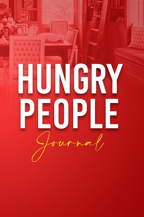 Hungry People Journal