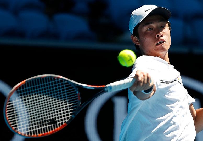 Junior tennis professional program japan tokyo shinjuku tokyo