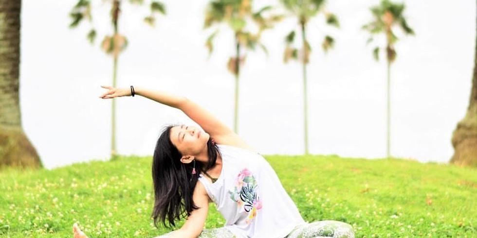 Good living yoga - with Yumiko Sensei