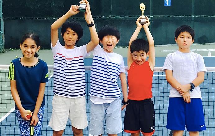 ISSH Afterschool Tennis Club
