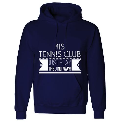 MIS TENNIS CLUB TREFOIL HOODIE
