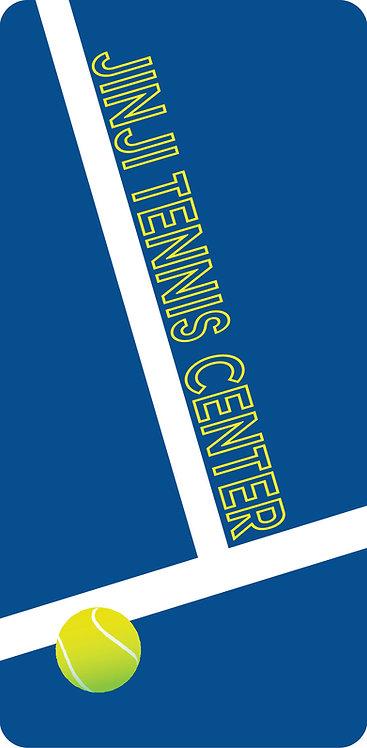 JINJI TENNIS iPhone Cover