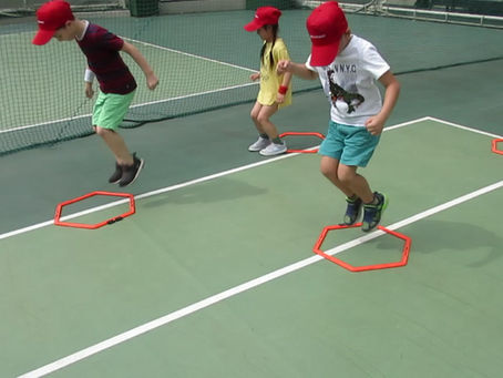 5 Drills for tennis