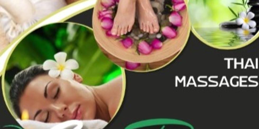 Thai Massage With Akiko