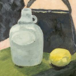 Still Life with Lemon, 2016