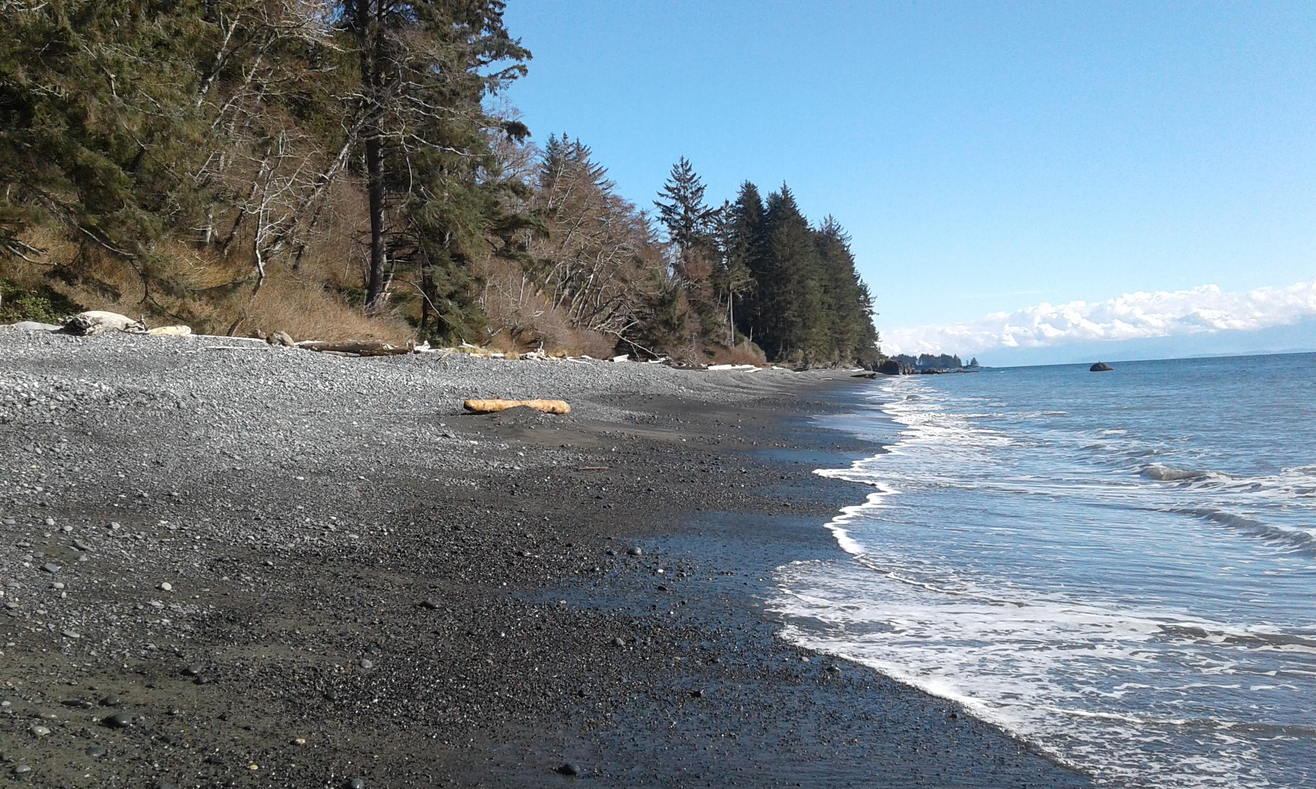 Parkinson Beach