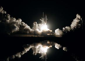 Take Me to the Moon:  Boy-dreamers and a Mega-rocket