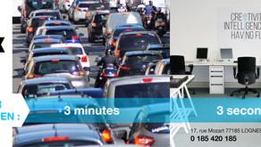 Grève des transports | Défi N°2