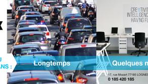 Grève des transports | Défi N°1