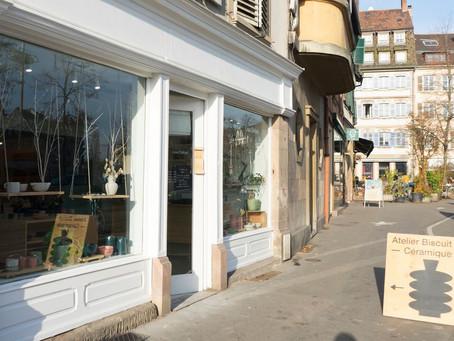 La Boutique / atelier biscuit de Lisa