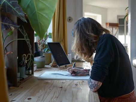Cheyenne illustrations : Une talentueuse illustratrice et tatoueuse