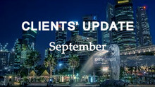 Genesis Clients' Update - September