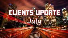 Genesis Clients' Update - Cautious July