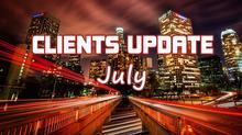 Genesis Clients' Update - Cautious July