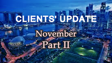 Genesis Asset Clients' Update - November Part II