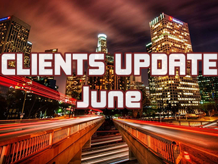 Genesis Clients' Update - Awesome June